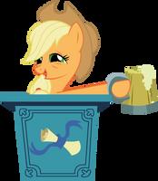 Podium - Applejack by TomFraggle