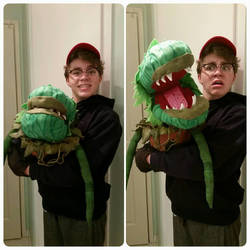 Audrey II Pod 2 Final by cappworks