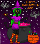 Happy Halloween 2014 by CaseyDecker