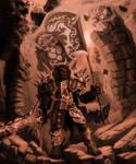 Jacklyn, Warrior of the Alliance by Chiapetofdoom