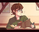 Older Hiccup - Modern day!AU by AlexDasMaster