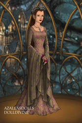 Queen Katherine of The Elves by KateTheGreat911411