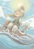 Let me sail, let me sail by Lunaros