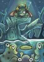Don Gero's Mask by Lunaros