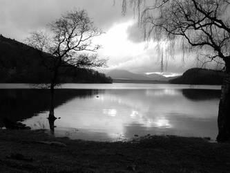 Loch Pityoulish by chikinNrice