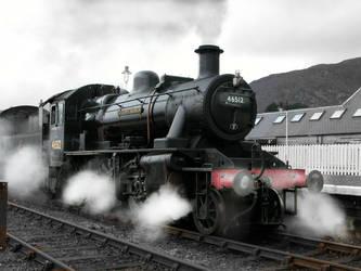Train by chikinNrice