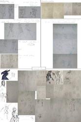 Schoolstuff.1 + Sketchdump.16 by Remarin