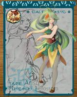 pokimono .:Arisu:. by Trix-ster