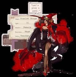 Rouge NPC App by Trix-ster