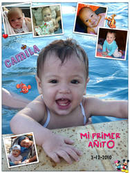 Camila 1st bithday by Veroka