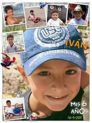 Ivan 6th birthday by Veroka