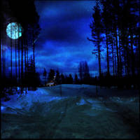 Blue Moon by Stroody