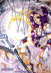 Ultra Violet by JennyJinya