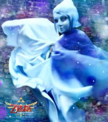 Zelda Skyward Sword Fi Phai fai Cosplay 5 by JennyJinya