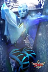 Zelda Skyward Sword Fi Phai Fai cosplay by JennyJinya