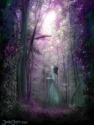 Glade Spirit by JennyJinya