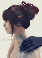 Final touch by JennyJinya