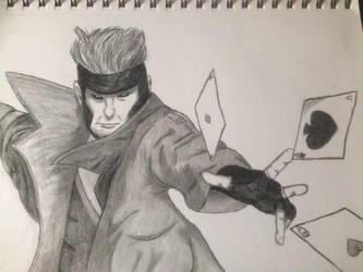 Gambit in Action by Lavindsgaard