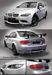 BMW M3 E92 1 by MeganeRid