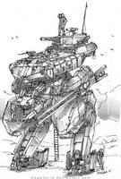 Walker Tank by MeganeRid