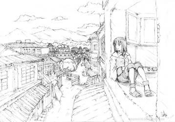 Hinata by MeganeRid