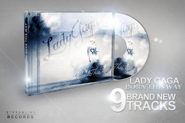 Lady Gaga  Born This Way Cover by Nikola94