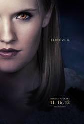 Irina - Breaking Dawn Part 2 Poster by Nikola94