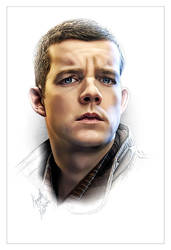 Russell Tovey by kenernest63a