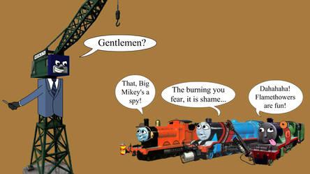 Steam Fortress 2 by Edward2Fan47
