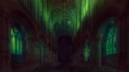 Green Silence by DJ-AppleJ-Sound