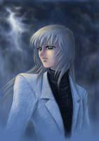 Hokuto-Spirit Knight of the North by Shadowmydog