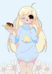Pudding time! by Nozomiru