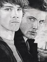Supernatural by BloodyVoodoo