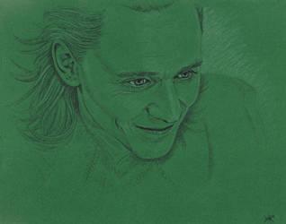 Loki by BloodyVoodoo