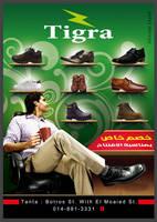 Tigra - Men Shoes by hemalaya
