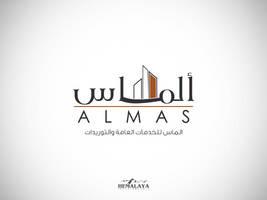 ALMAS GROUP LOGO 1 by hemalaya