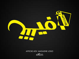 Affiche Logo by hemalaya