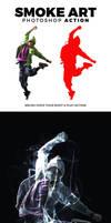 SmokeArt Photoshop Action by hemalaya