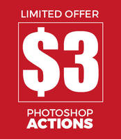 Special Limited Offer - Buy Photoshop Actions by hemalaya