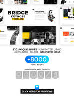 Bridge Keynote Template by hemalaya