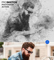 Pro Sketch Photoshop Action by hemalaya