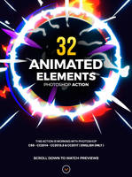 32 Animated Effects Action by hemalaya