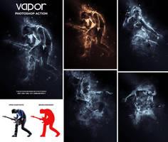Vapor Photoshop Action by hemalaya