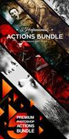 Photoshop Actions Bundle by hemalaya