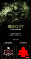 Ghost Photoshop Action by hemalaya