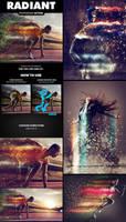 Radiant Photoshop Action by hemalaya