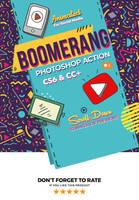 Boomerang Animation Photoshop Action by hemalaya