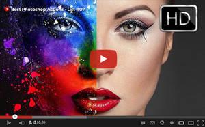 Top Photoshop Actions [ Youtube] List #07 by hemalaya
