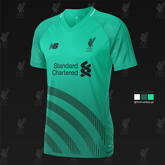 Concept For Liverpool FC Third Kit by hemalaya
