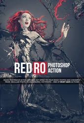 Redro Photoshop Action by hemalaya